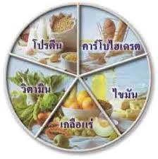 อาหารโภชนาการ